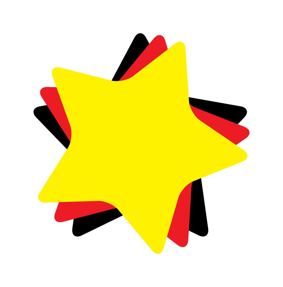 Christmas Star Banner