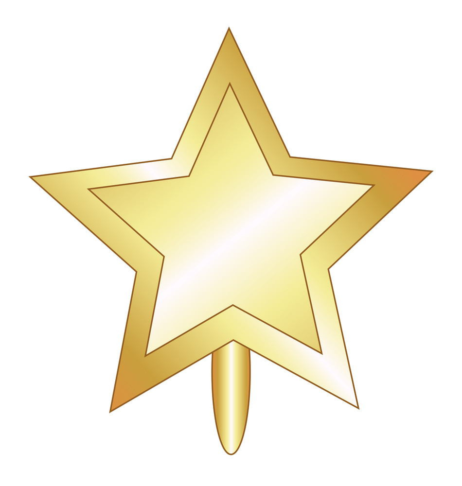 Christmas Star Vector Illustration