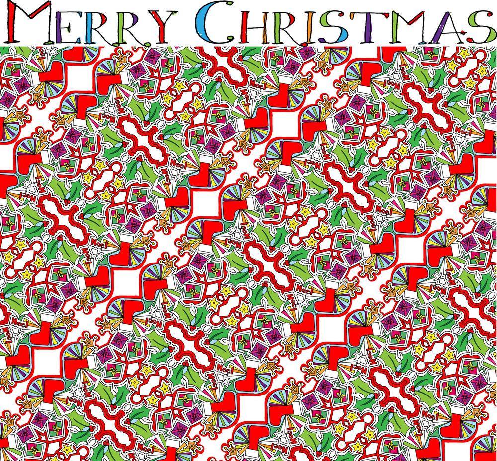 Christmas Vector Illustration.