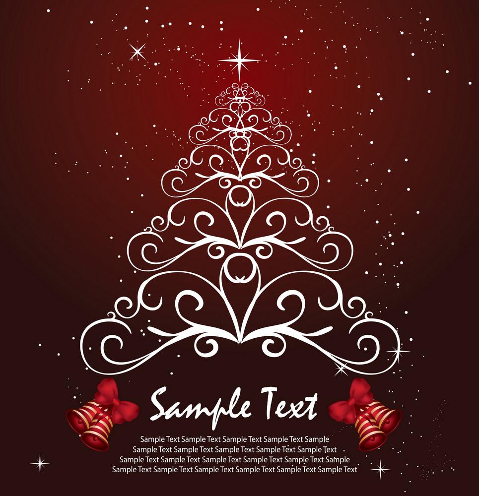 Christmass Tree Vector