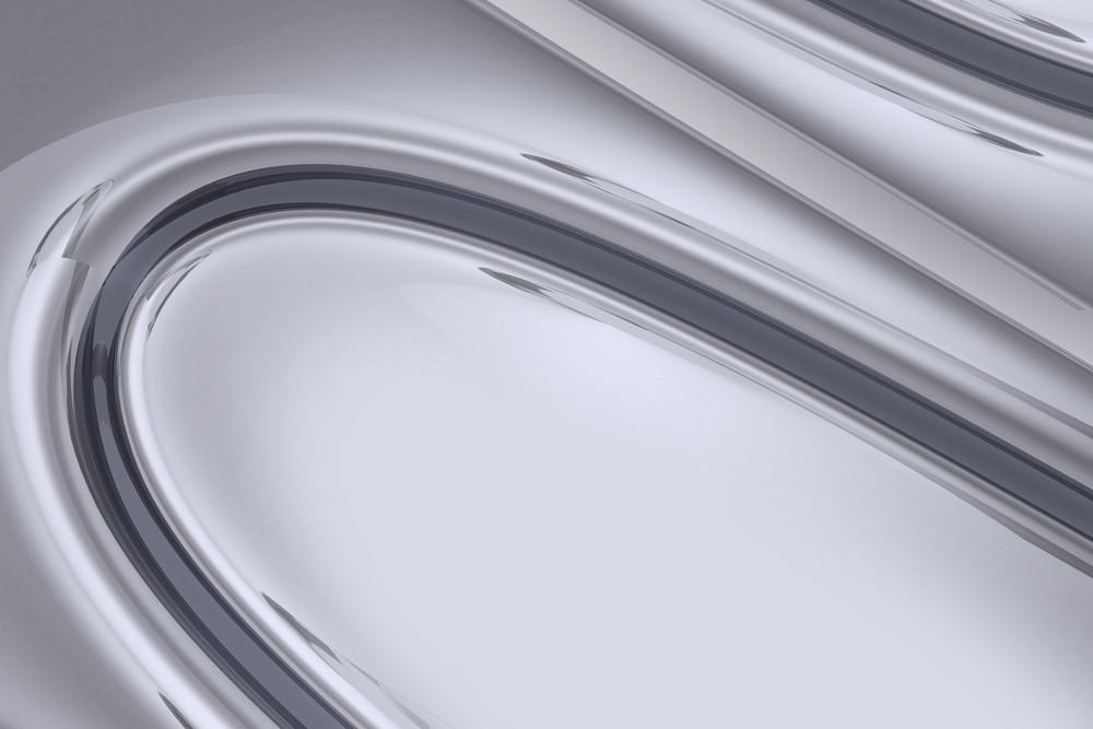 Chromed 3d Background