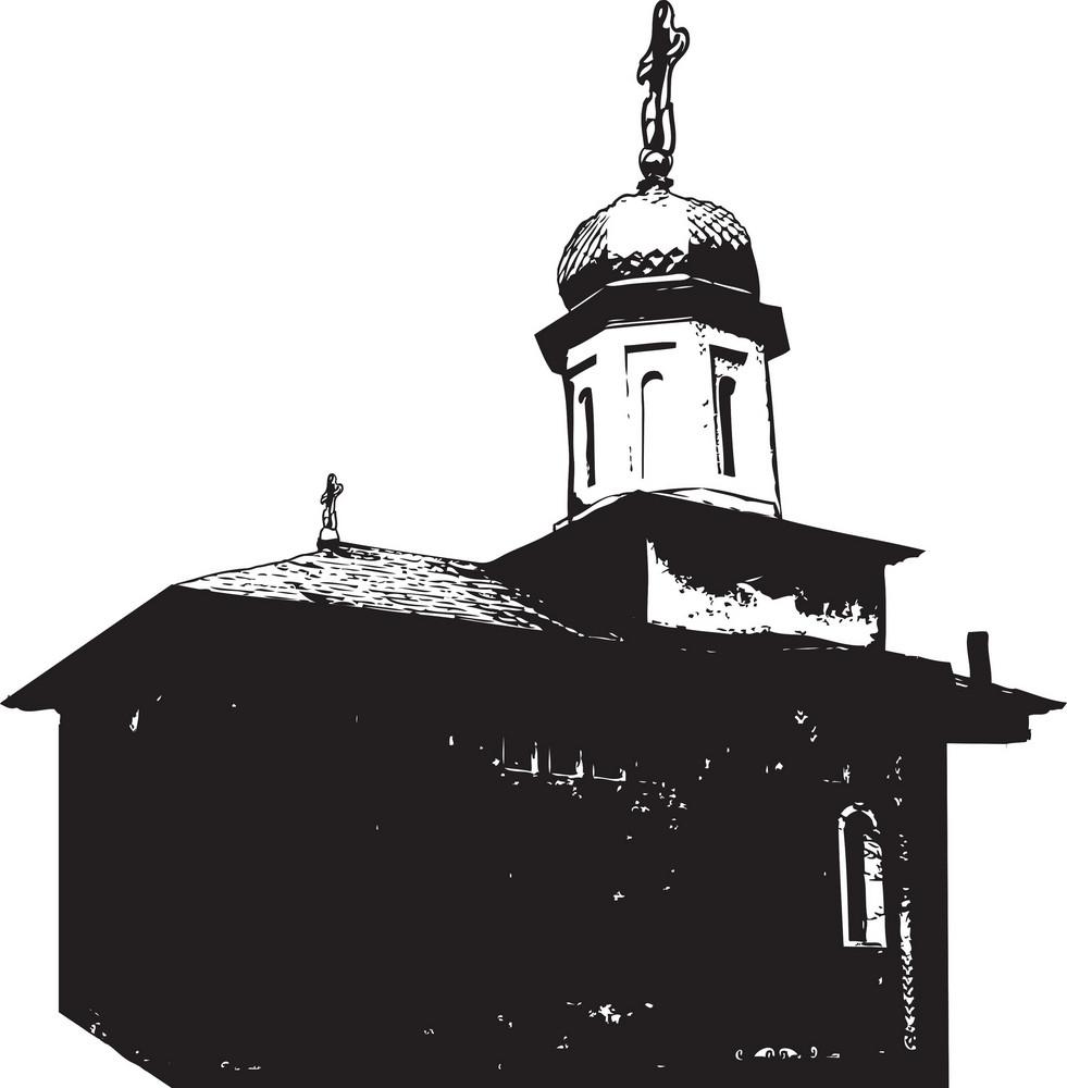 Church Vector Element