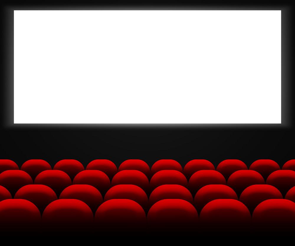 Cinema Hall Background