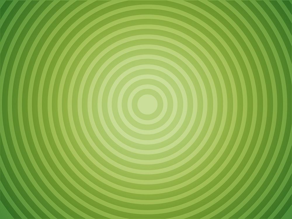 Circular Sunburst Background