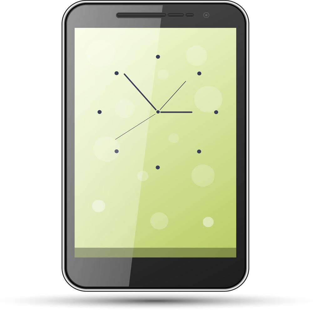 Clock In Tablet