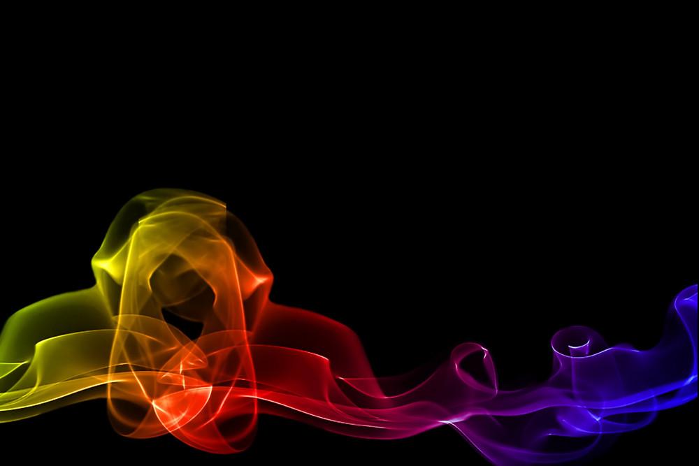 Clolorful Smoke