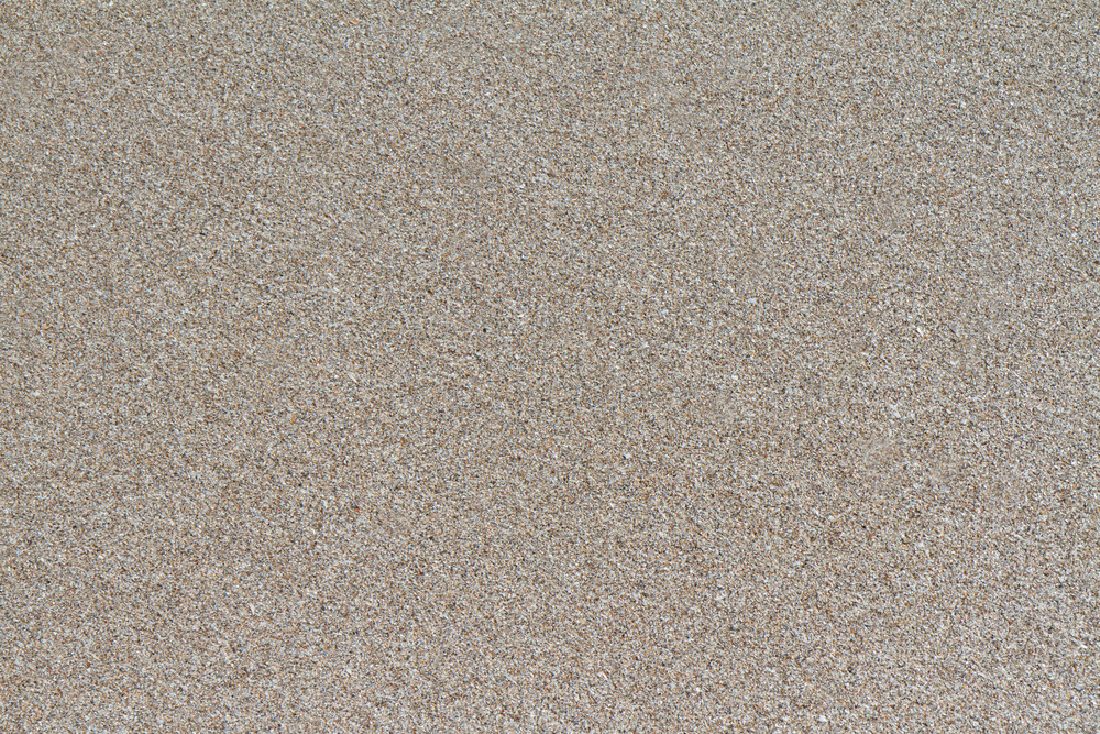 Close Up Of Beach Sand
