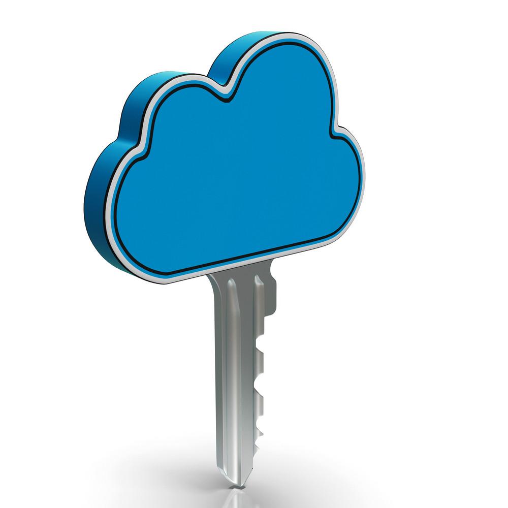 Cloud Computing Key Shows Internet Security