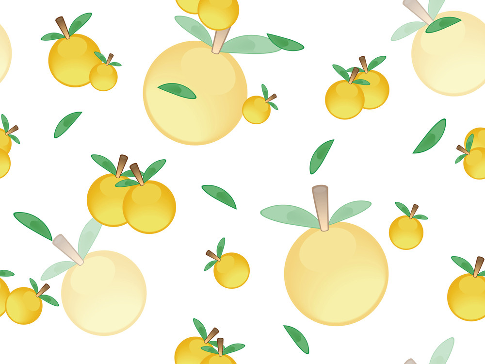 Collection Of Lemon With Background