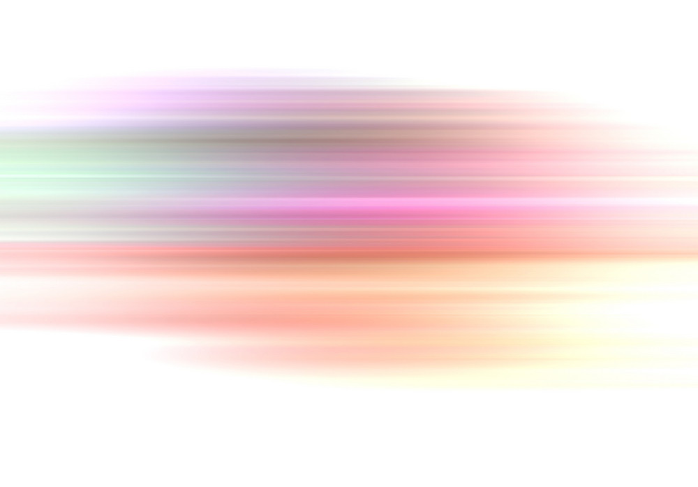Colored Motion Lines