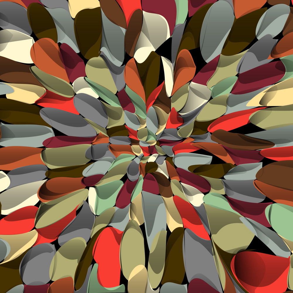 Colorful Abstract Background For Design