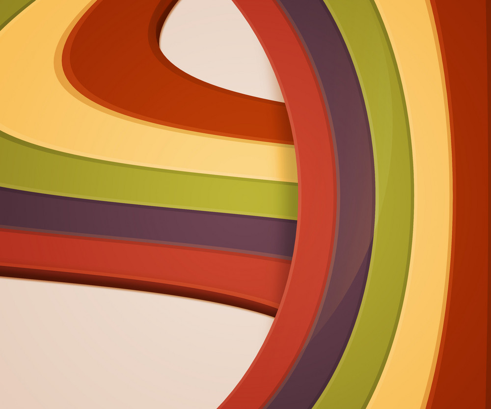 Colorful Abstract Sepia Background