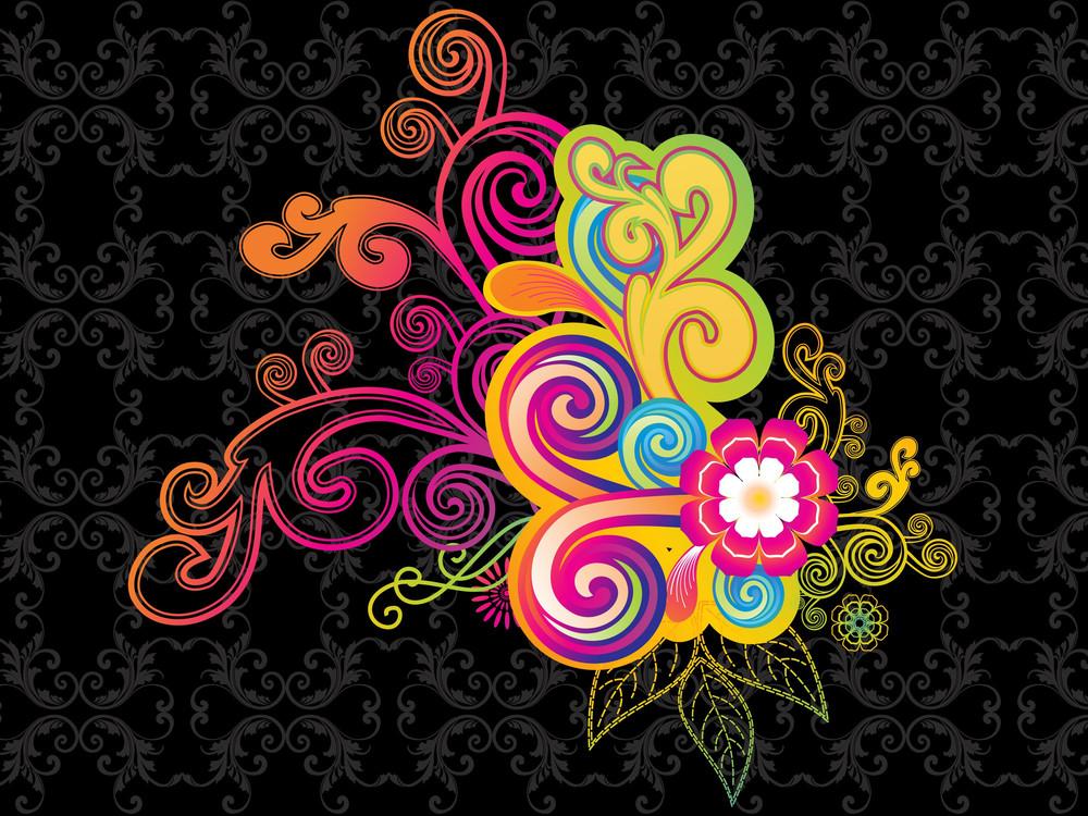 Colorful Artwork Illustration