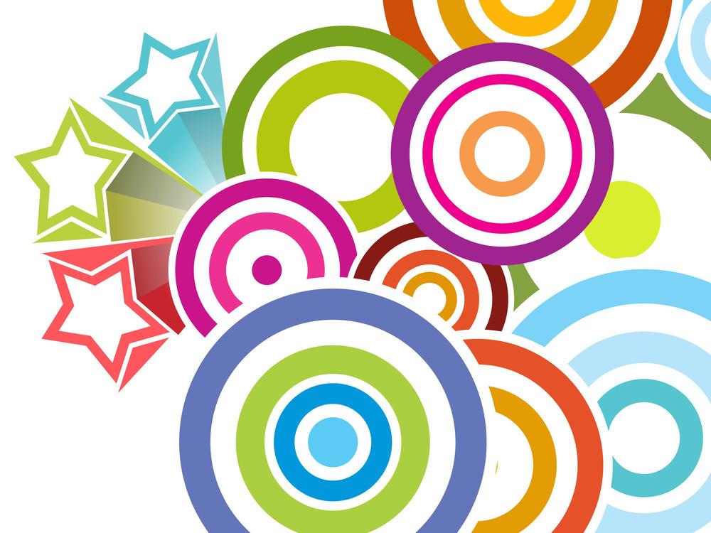 Colorful Artwork Pattern Wallpaper