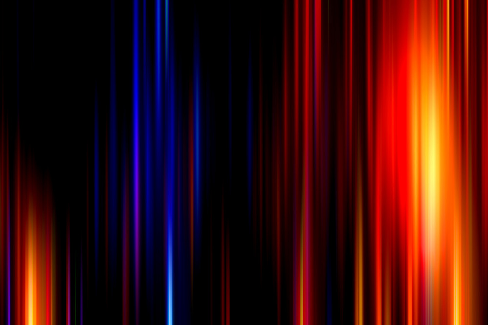 Colorful Blurred Effect Design Background