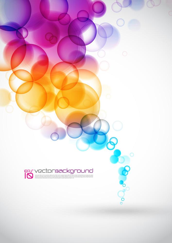 Colorful Bubbles Design