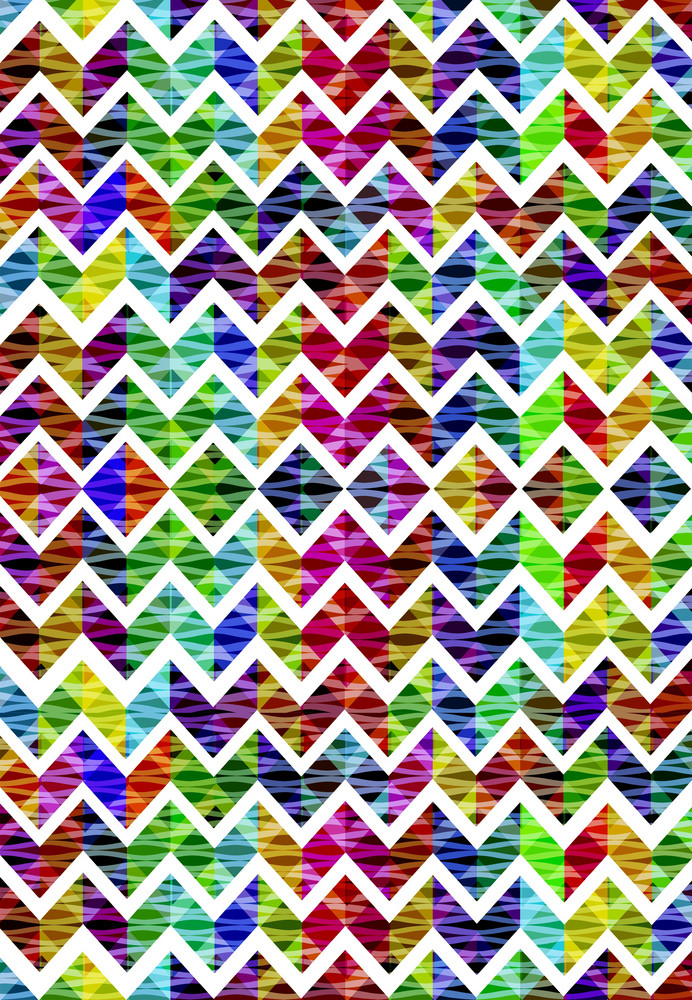 Colorful Pattern Backdrop