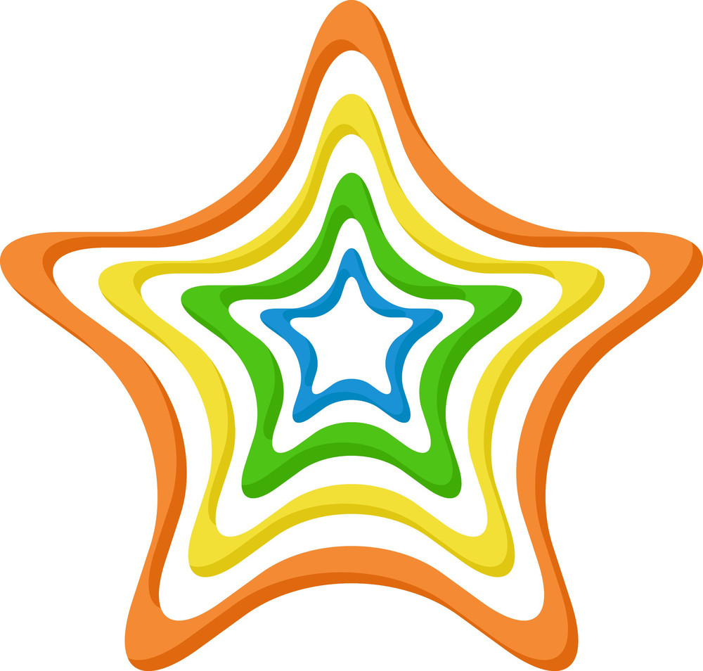 Colorful Star