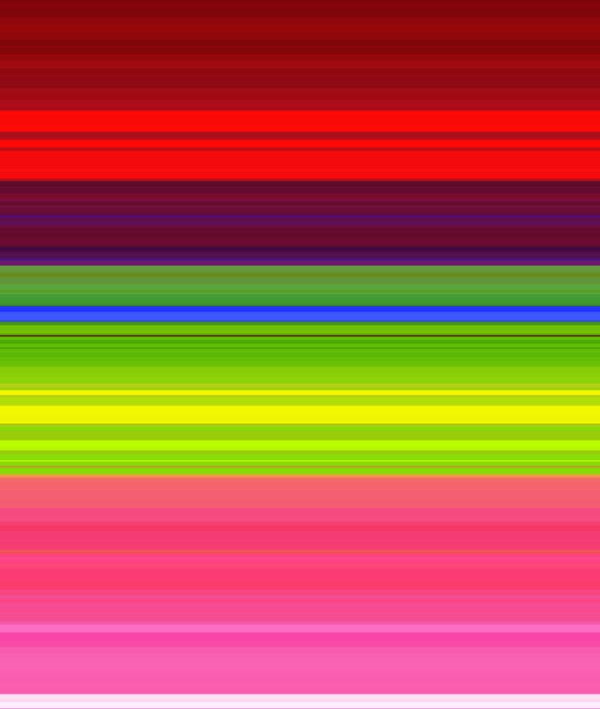 Colorful Striped Backdrop