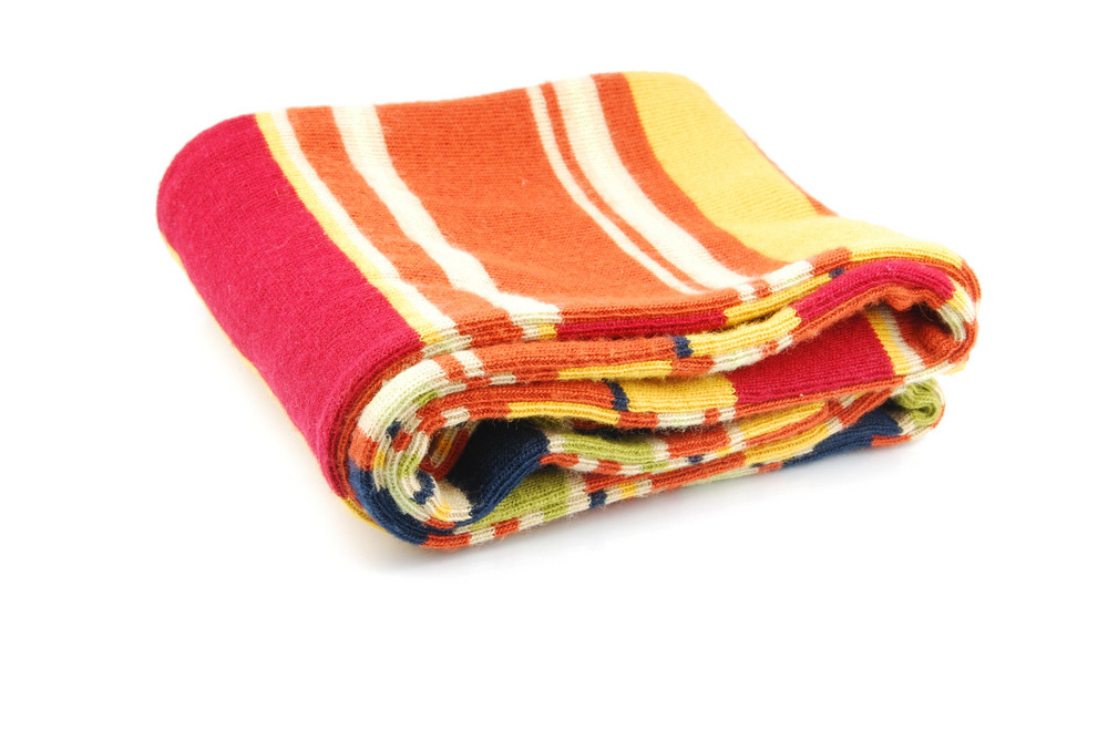 Colorful Woolen Scarf