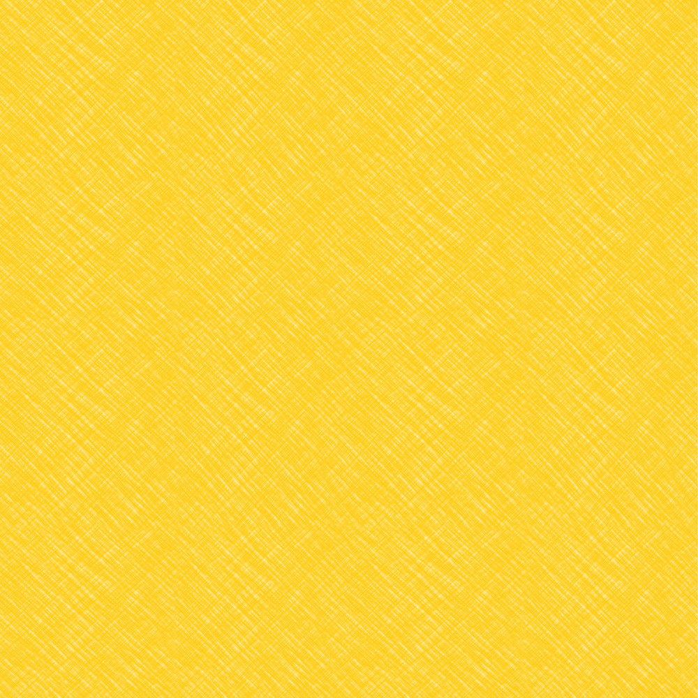 Design Texture Of Woven Yellow Fabric