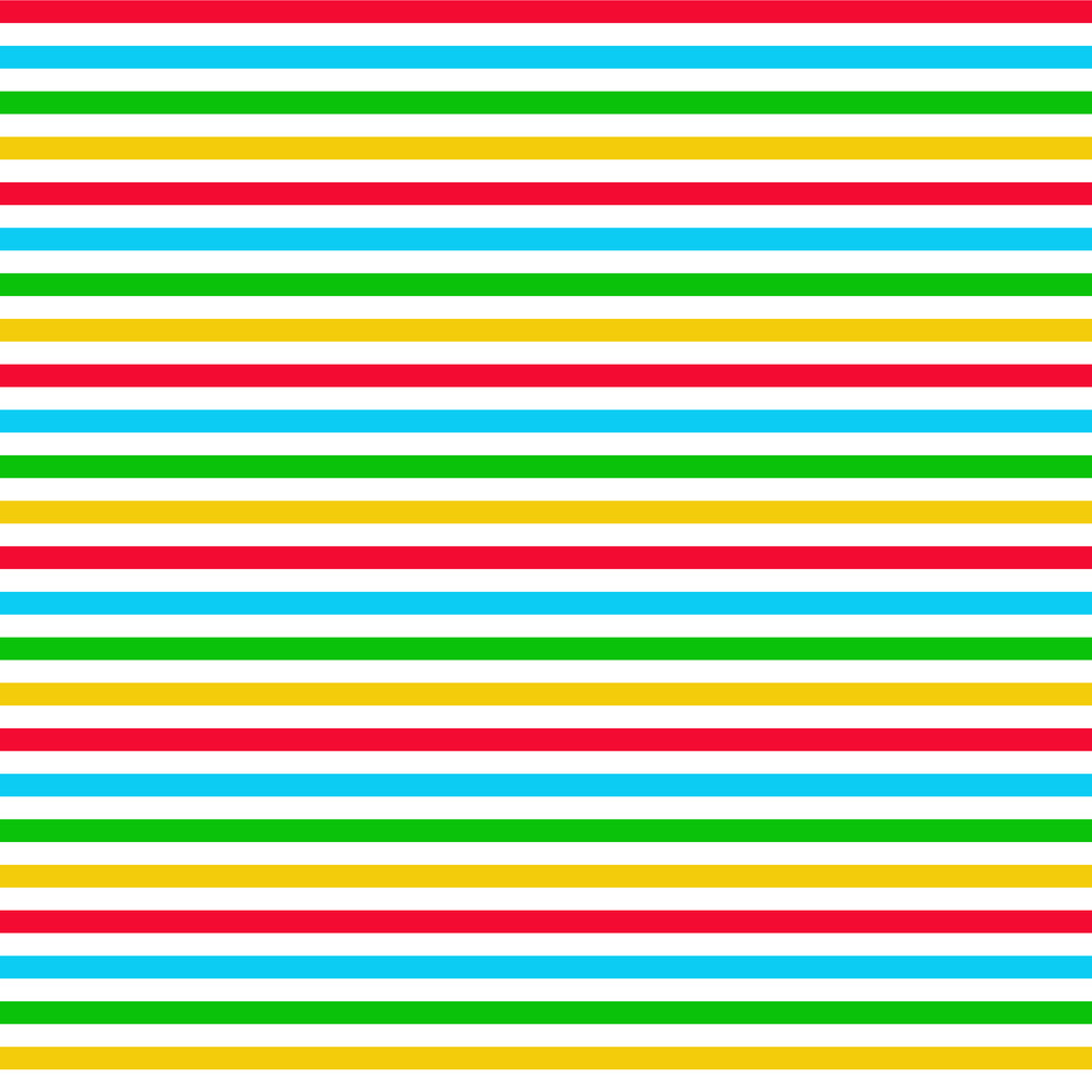 Colourful Striped Clubhouse Pattern