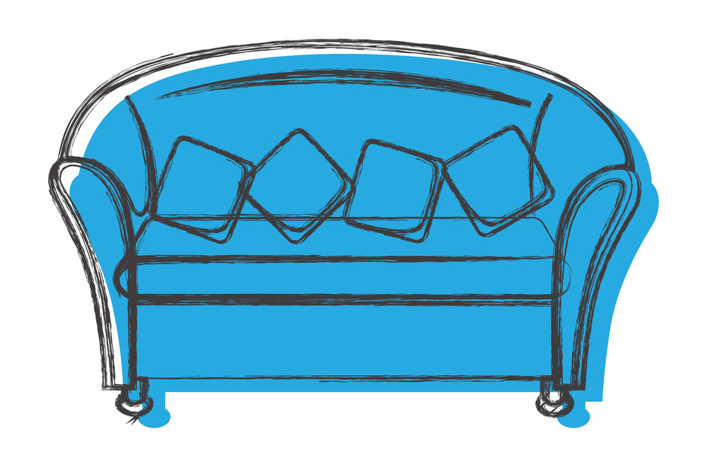 Comic Art Of Sofa Design