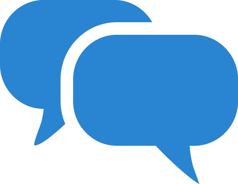 Comments Bubble Simplicity Icon