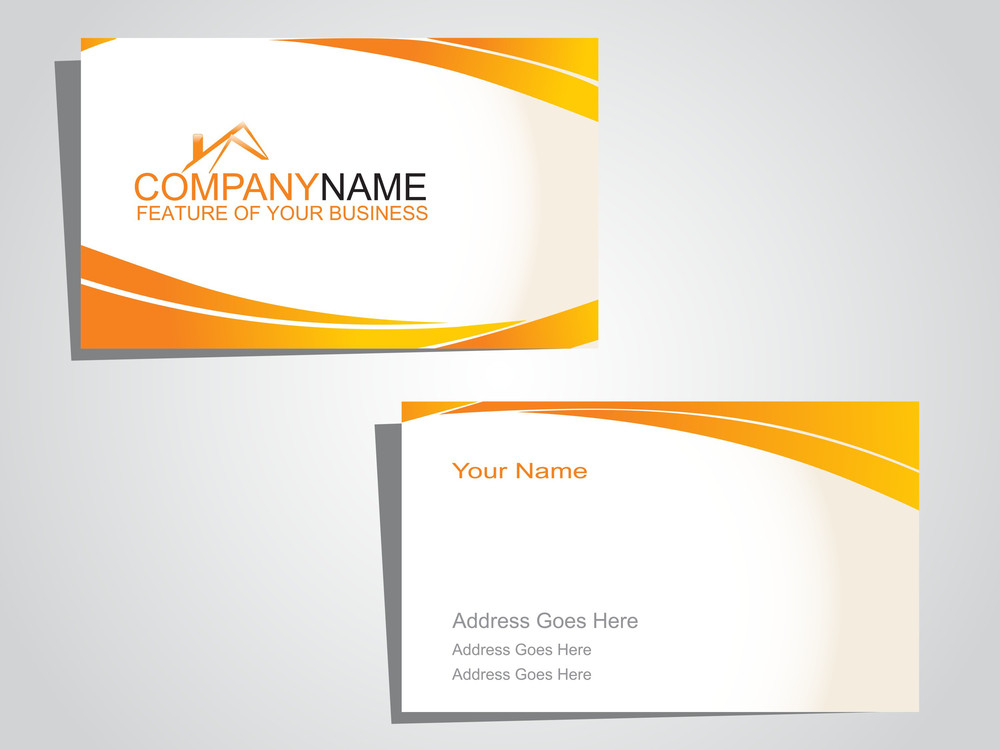 Company Labels With Logo