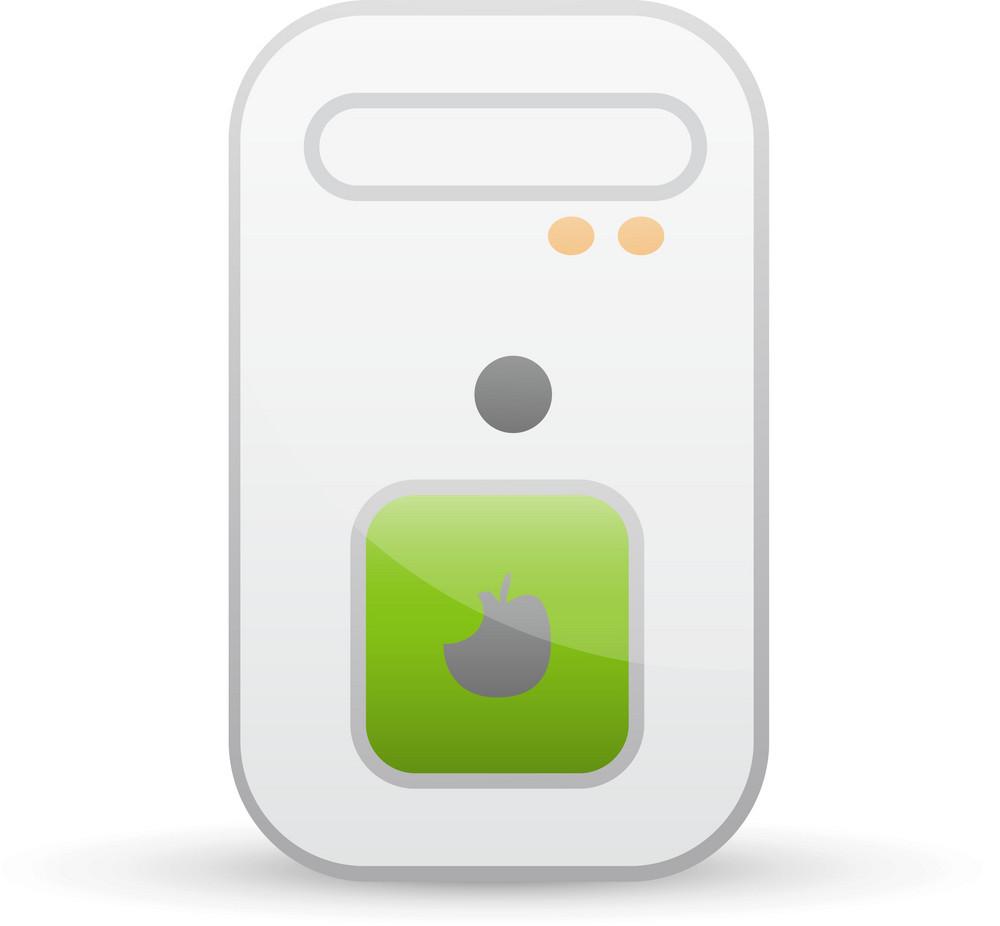 Computer Case Lite Computer Icon