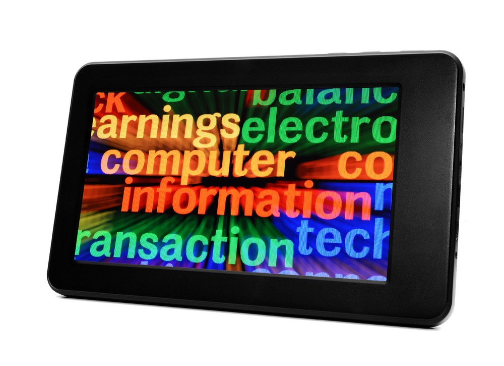 Computer Information Pc Tablet