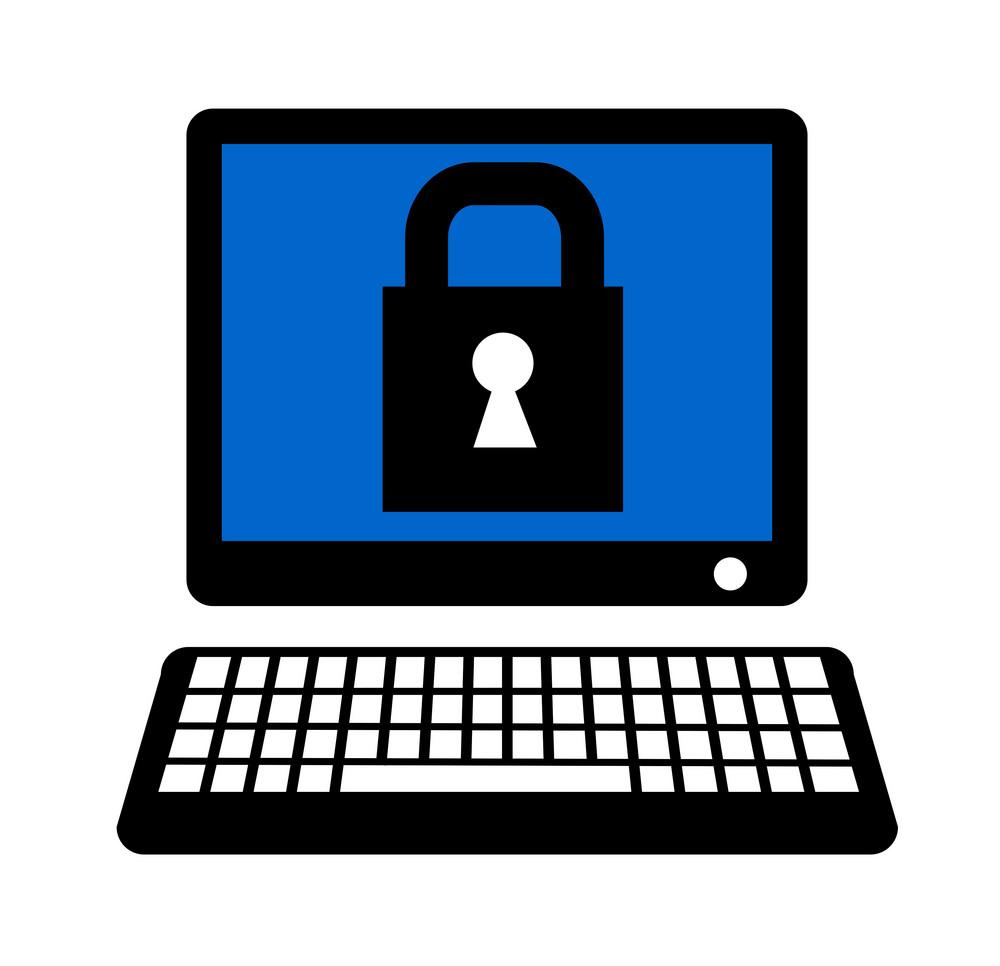 Computer Padlock