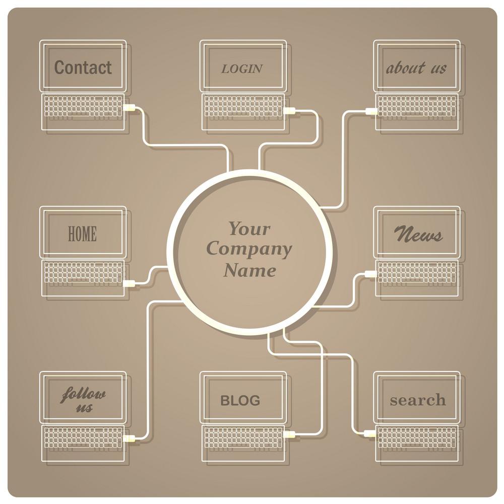 Concept Web Design Template