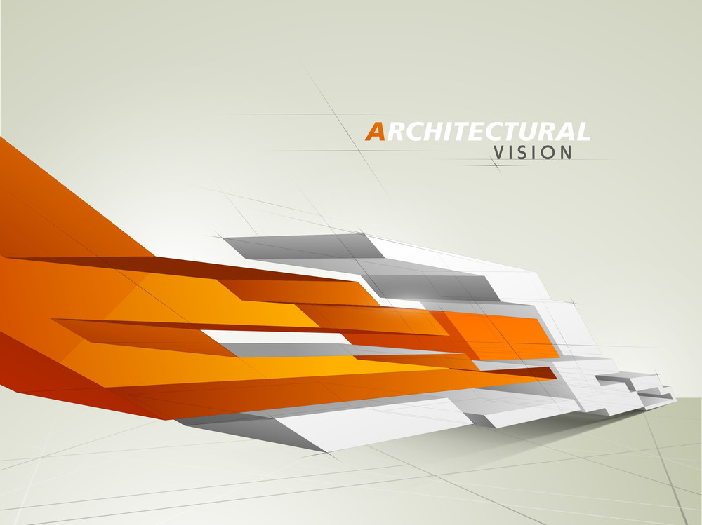Conceptional Architectural Designing Concept