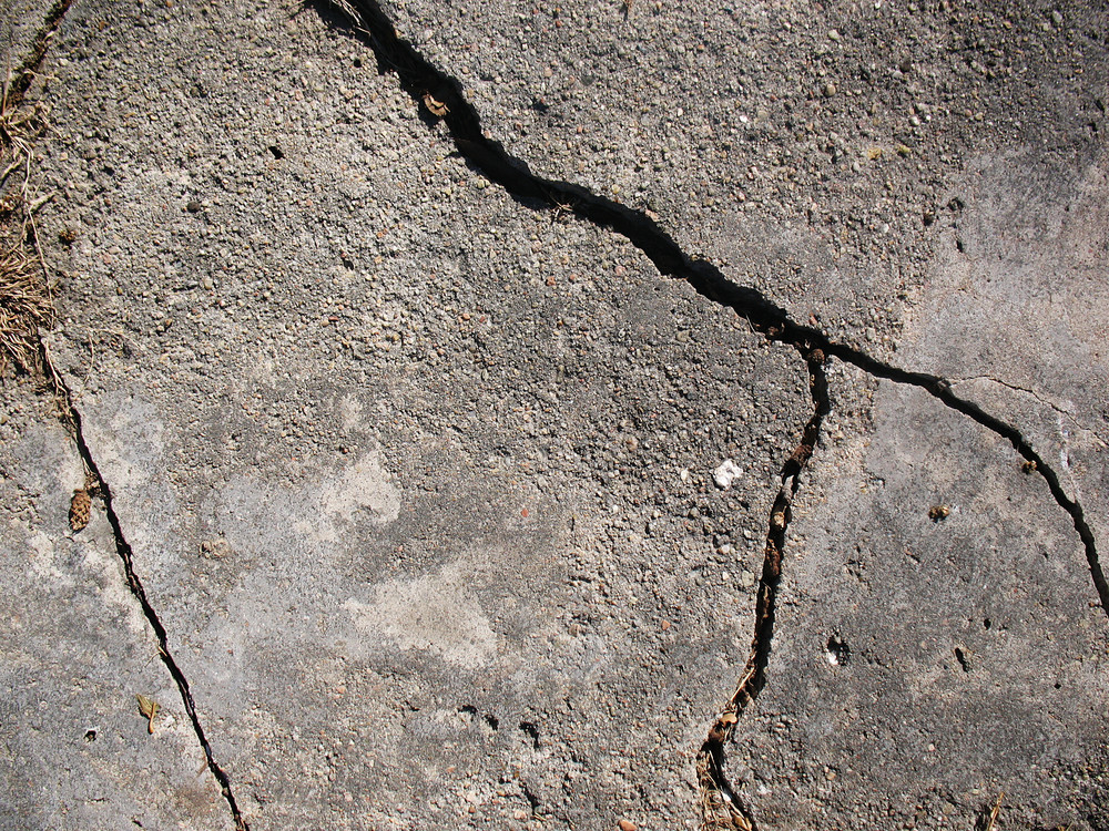 Concrete And Stone Cracked 23 Texture