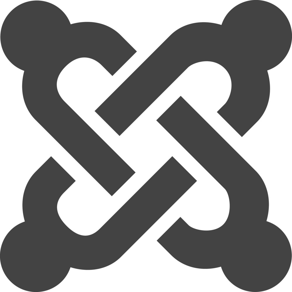 Connect 3 Glyph Icon