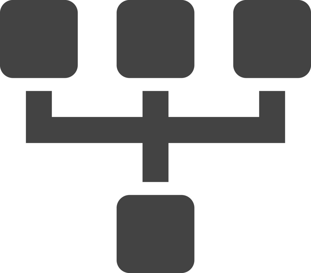 Connect 4 Glyph Icon