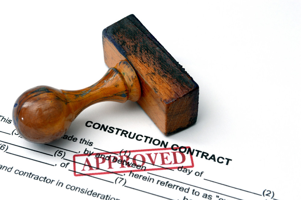 Construction Contract