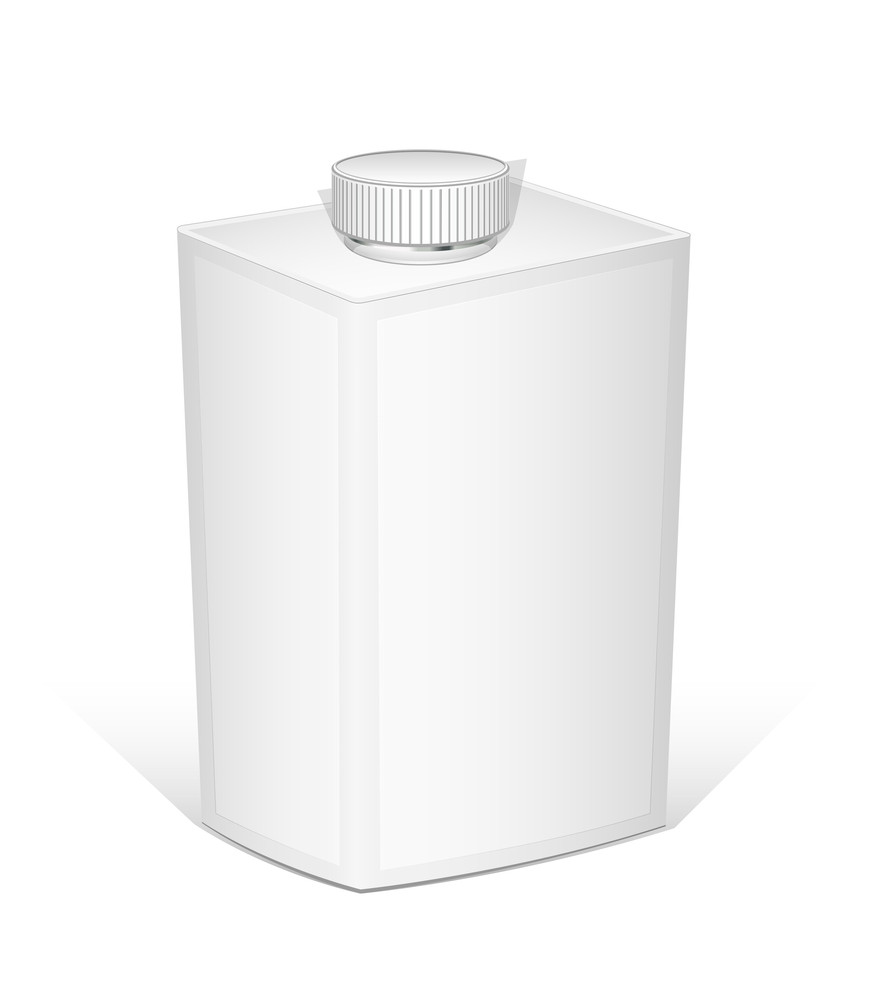 Container Bottle Vector