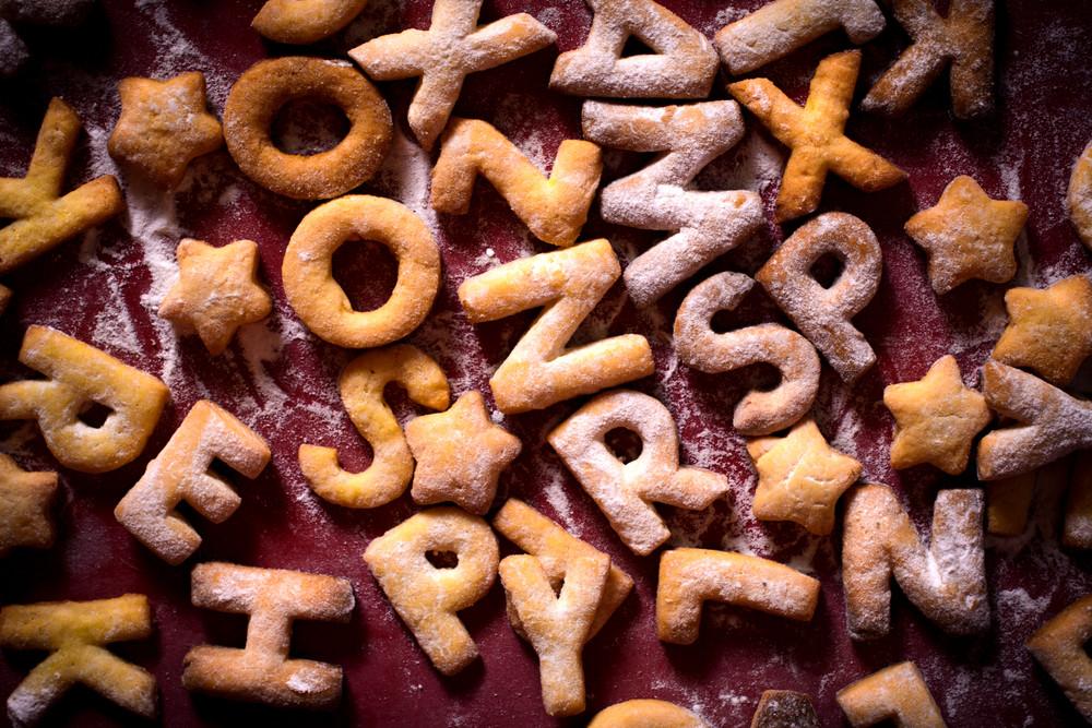 Cookies Letters
