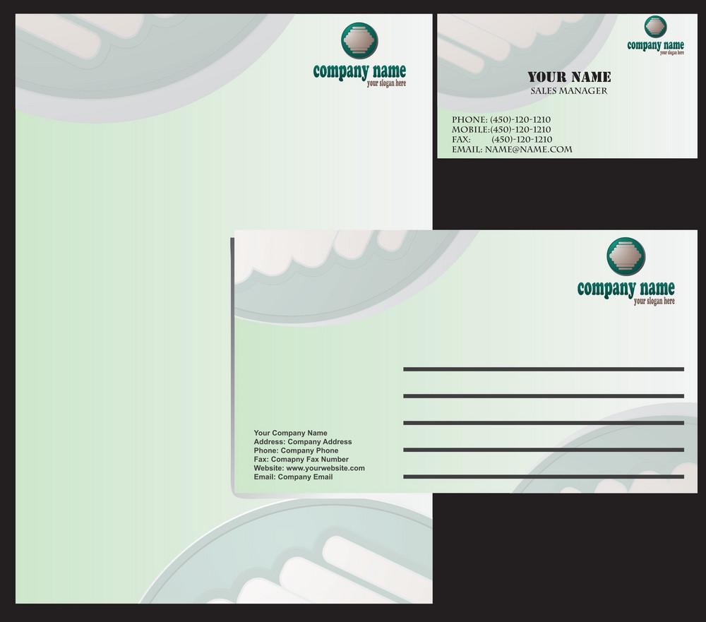 Corporate Identity Set 18