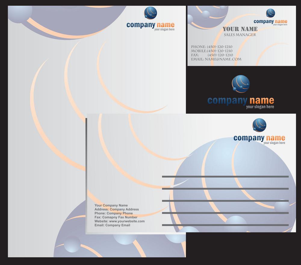 Corporate Identity Set 20