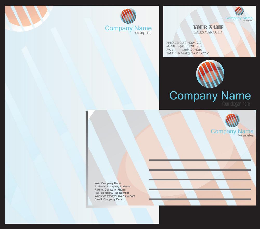 Corporate Identity Set 32