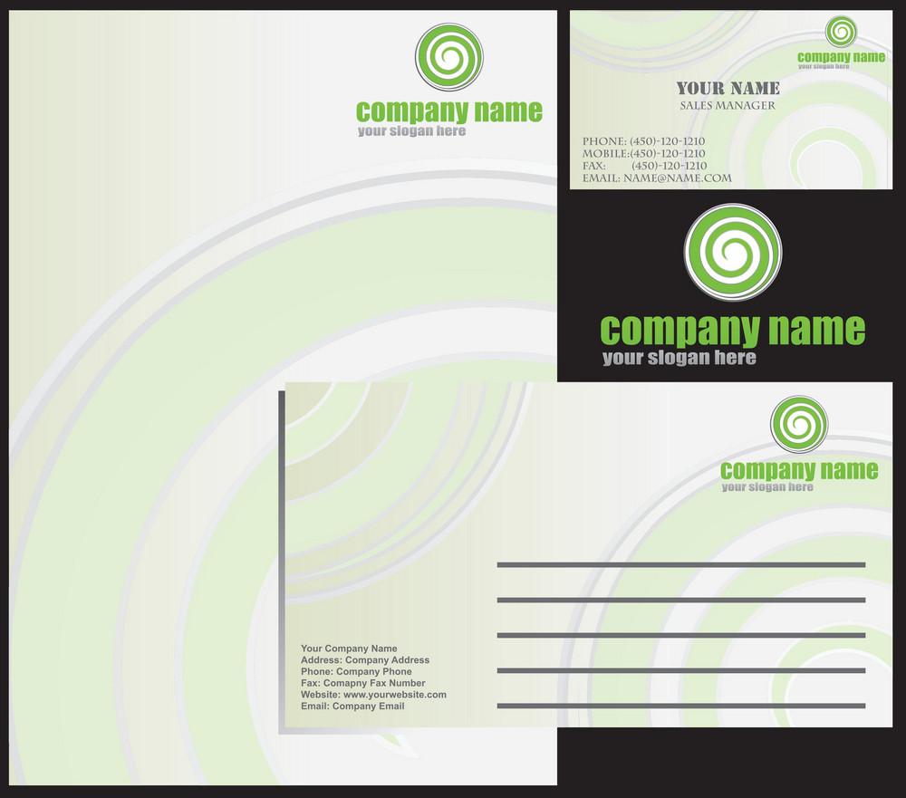 Corporate Identity Set 40