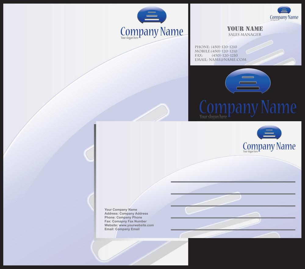 Corporate Identity Set 44