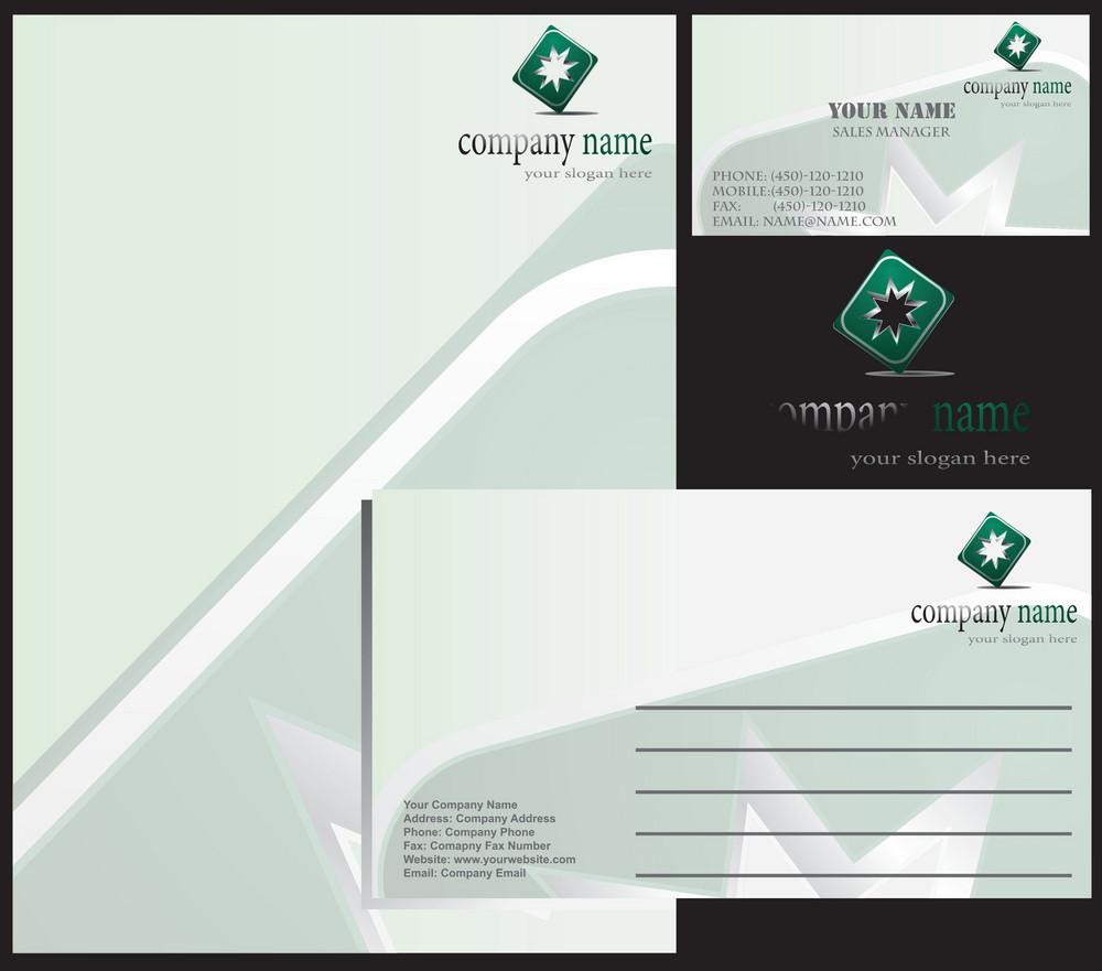 Corporate Identity Set 46
