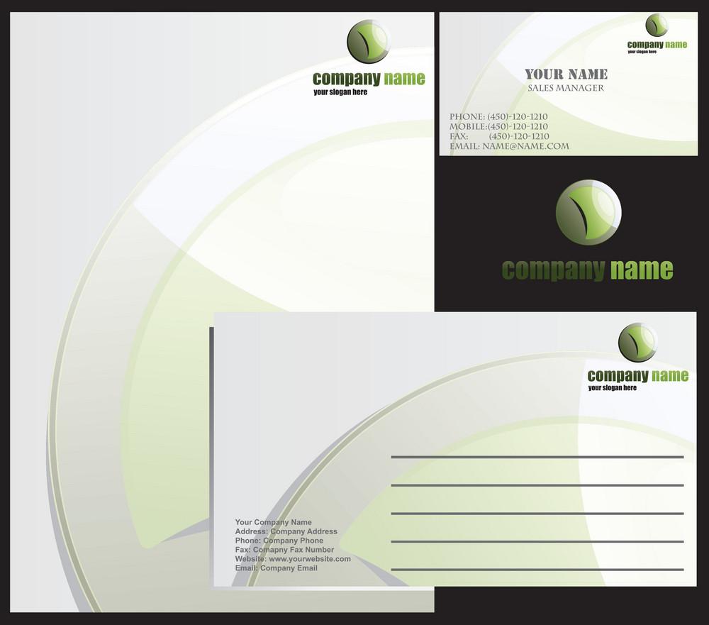 Corporate Identity Set 49