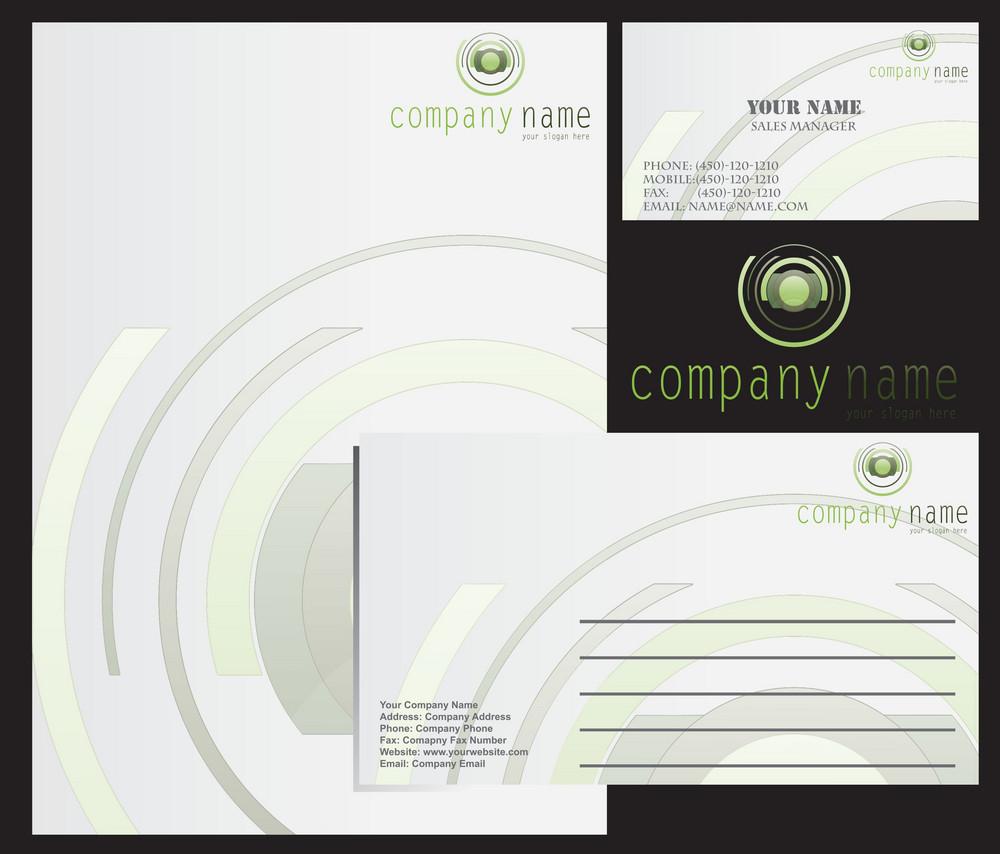 Corporate Identity Set 50