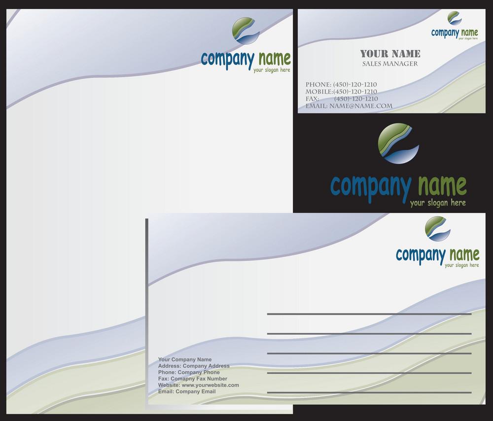 Corporate Identity Set 51
