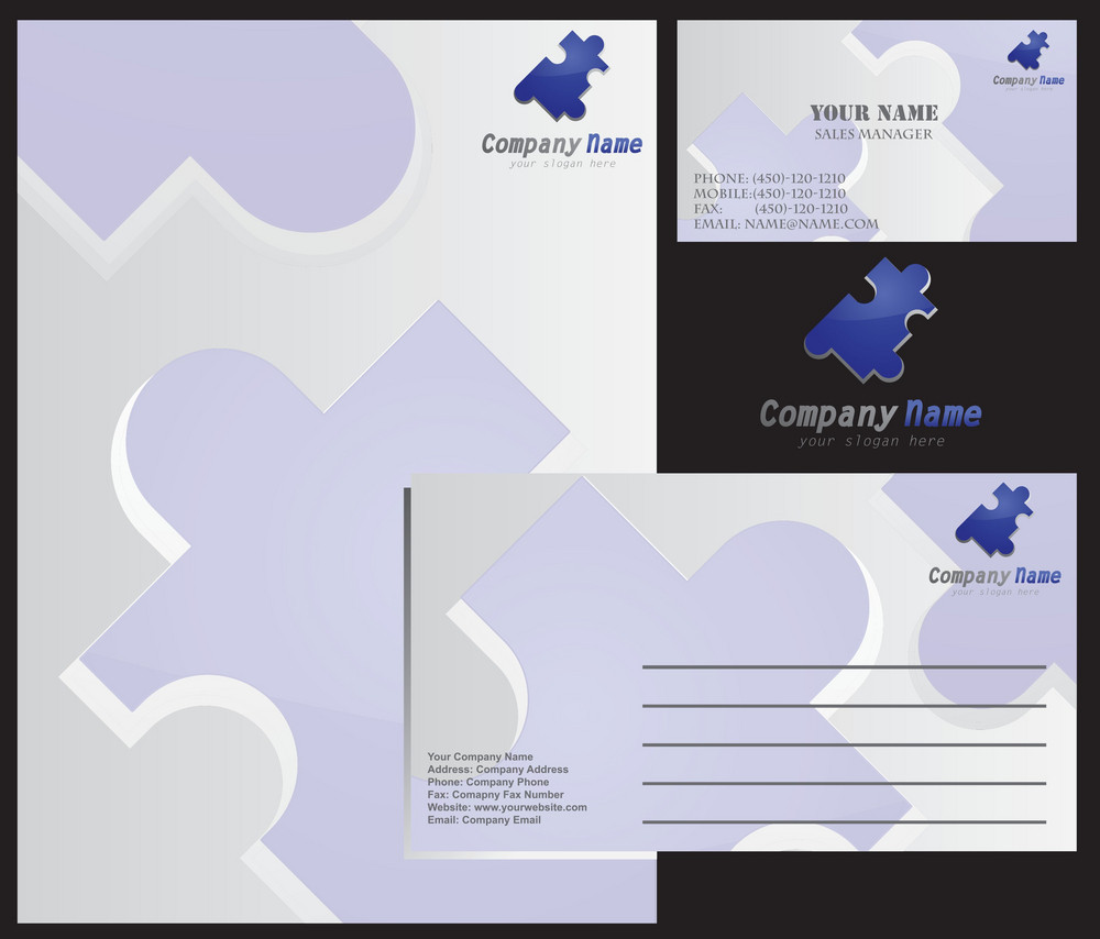Corporate Identity Set 54